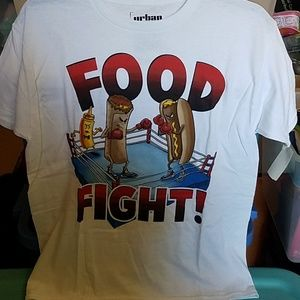 Urban Pipeline FOOD FIGHT Sz Large